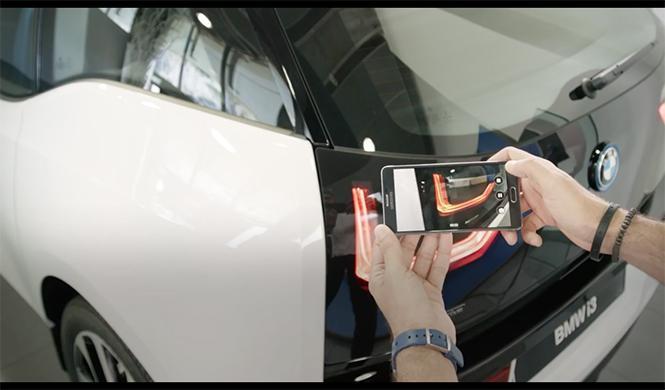 Visita virtual BMW 5