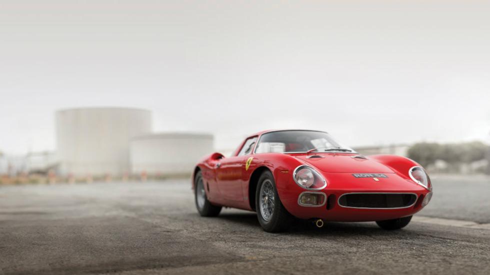 coches-mas-caros-subastados-2015-Ferrari-250-LM
