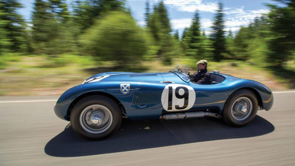 coches-mas-caros-subastados-2015-Jaguar-C-Type-Works-Lightweight