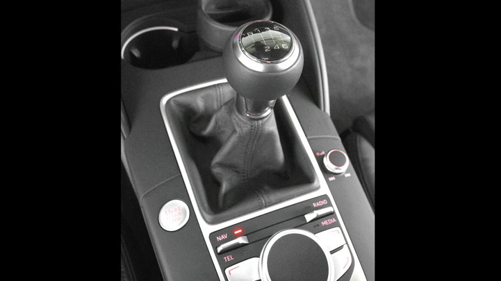 Audi A3 cambio
