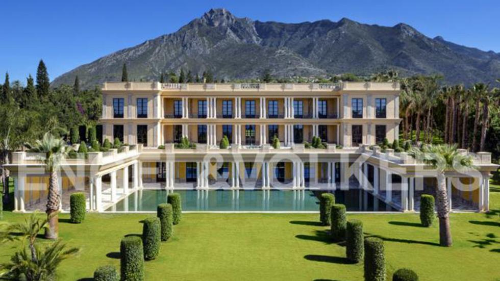 villa palaciega marbella