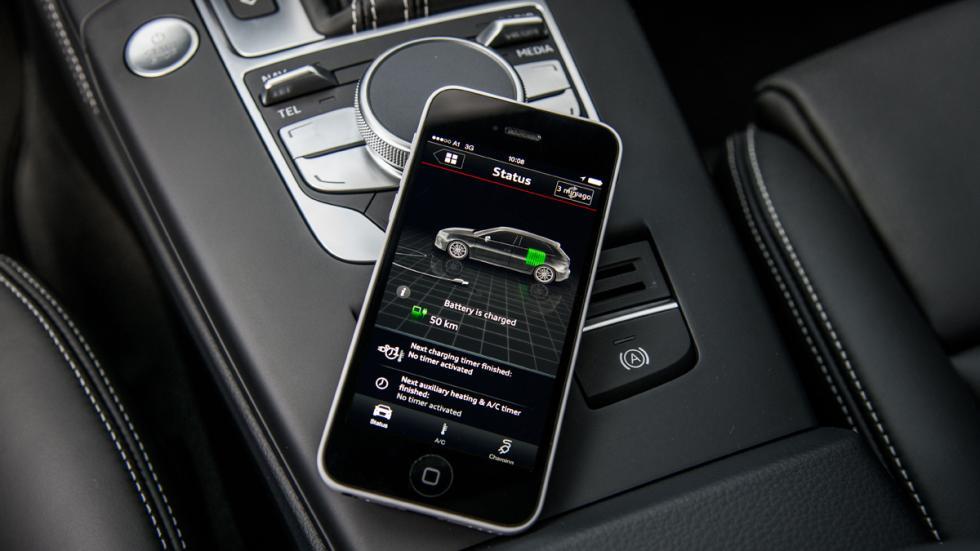 app de audi para recargar baterias