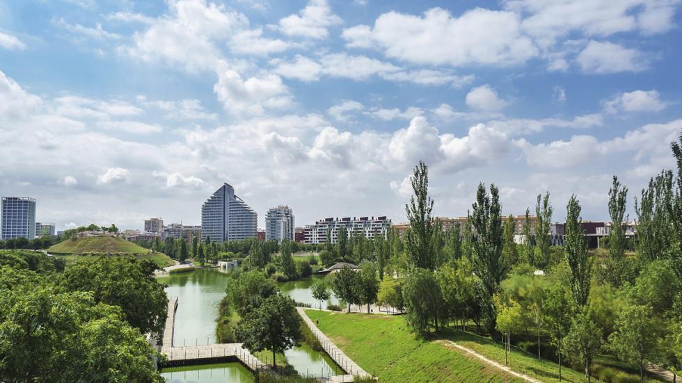 Parque de la Cabecera en Valencia