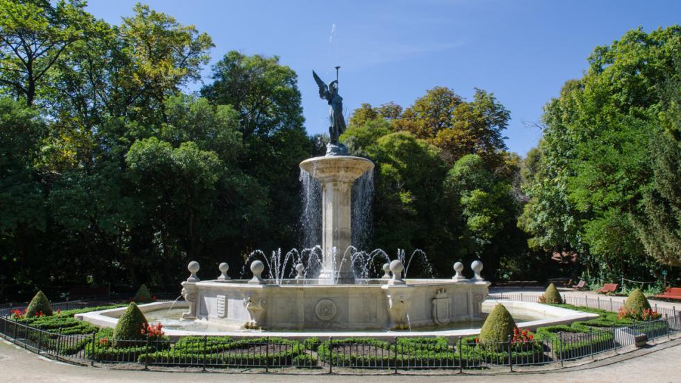 Campo Grande en Valladolid