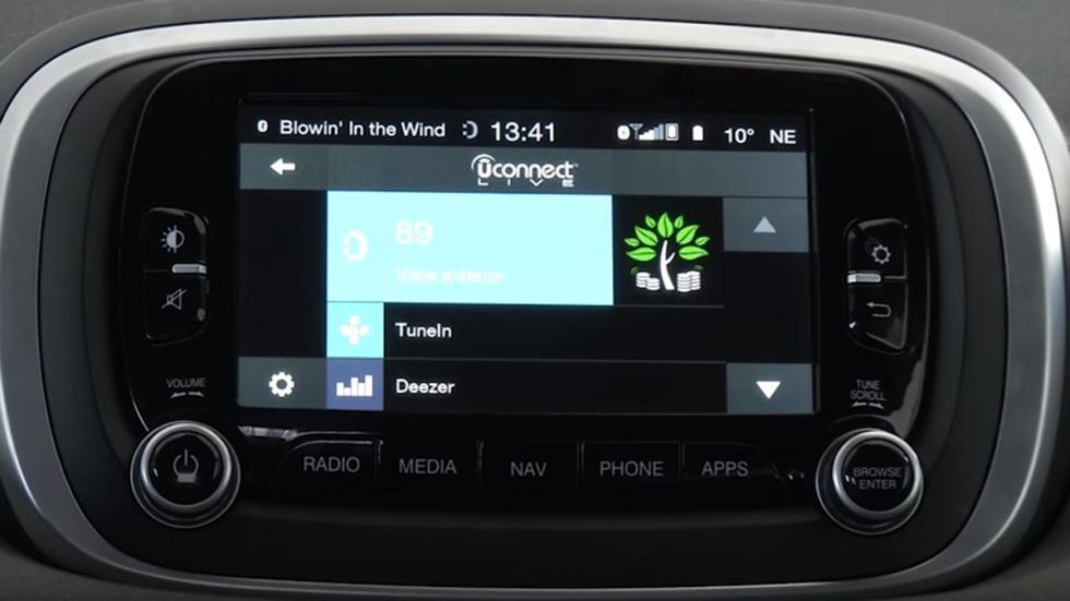 app podrás introducirte en el sistema de a bordo