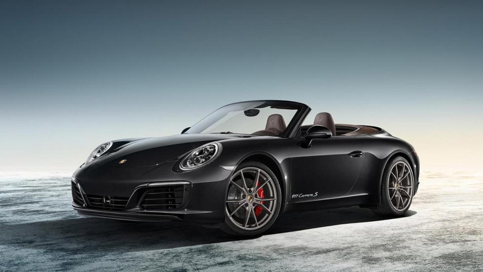 Porsche Exclusive 911 2015 cabrio
