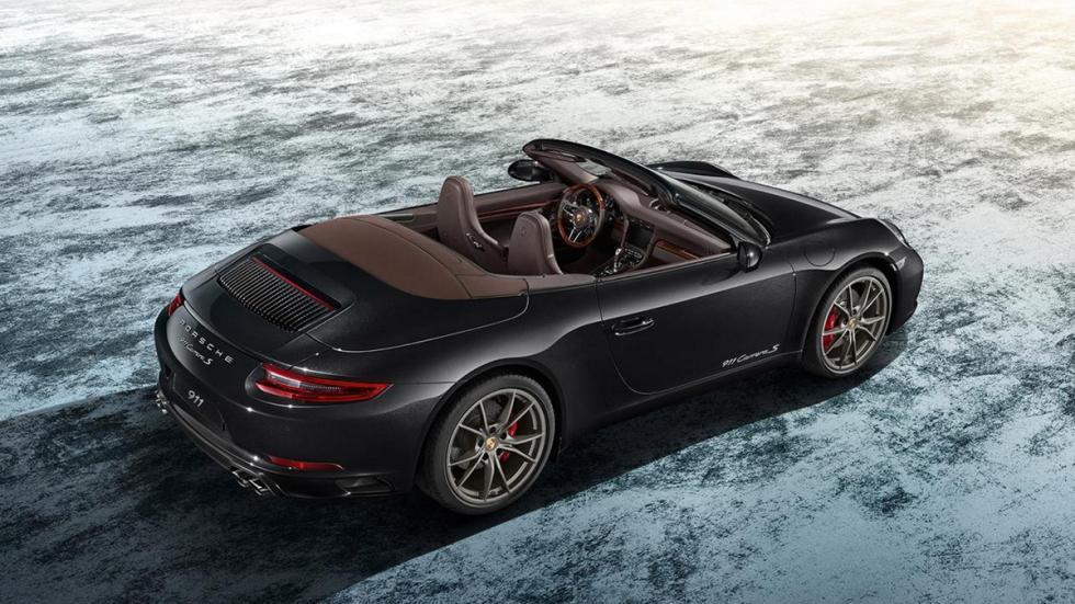 Porsche Exclusive 911 2015 cabrio elegante