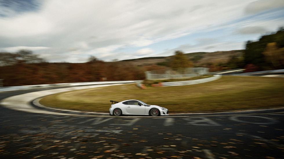 Toyota 86 GRMN nurburgring