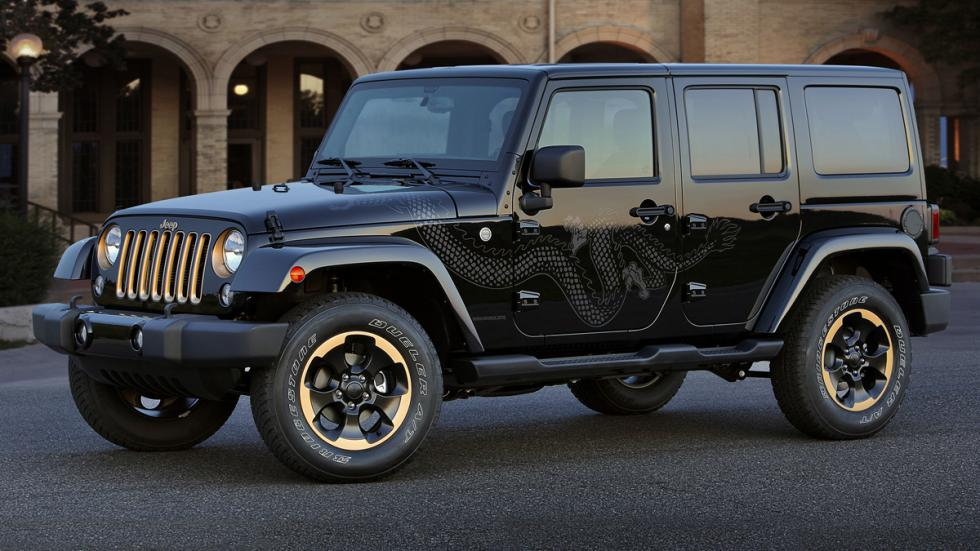 coches-edición-limitada-ridiculos-Jeep-Wrangler-Dragon-Edition