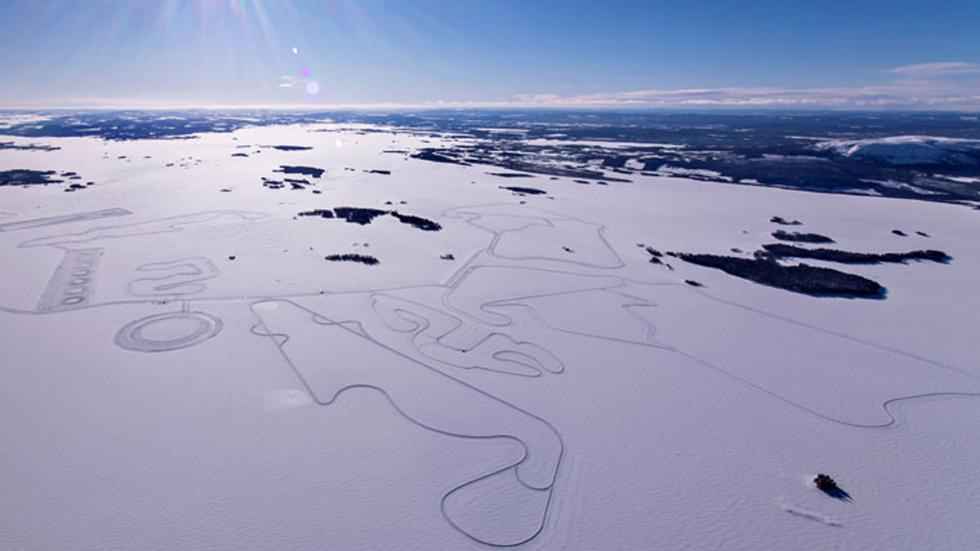 circuito curso snowmaster