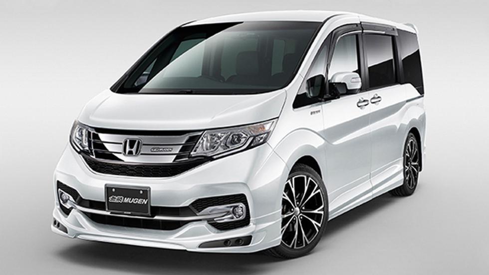 Honda StepWGN Spada Mugen