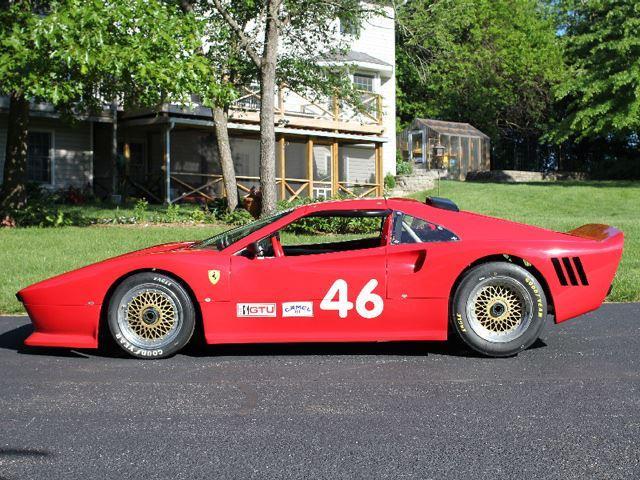Ferrari 288 GTO lateral