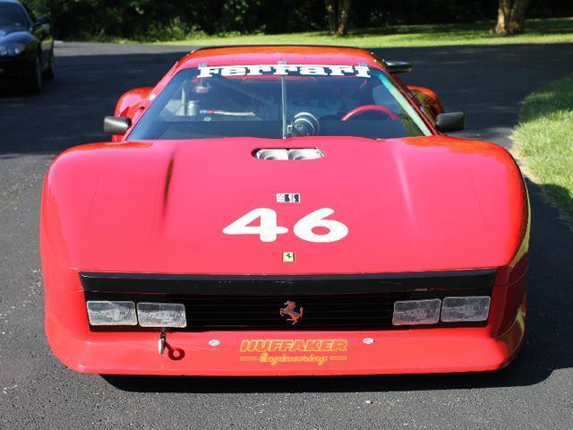 Ferrari 288 GTO frontal