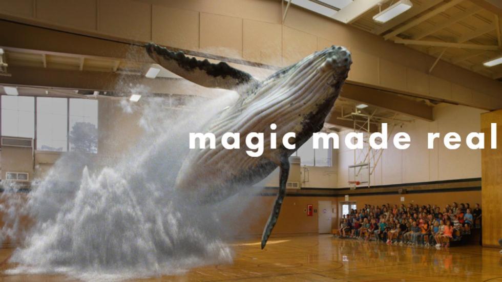 magic leap realidad virtual