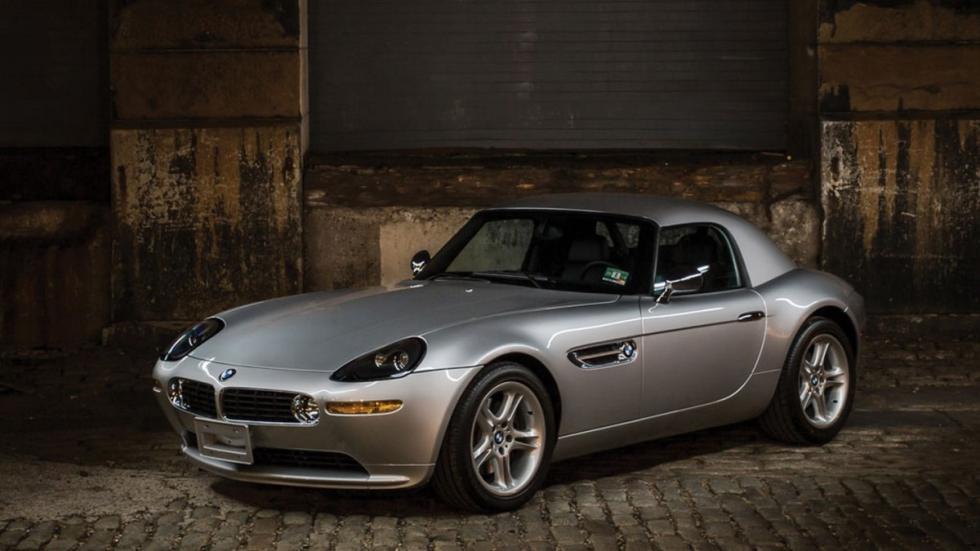 BMW Z8 a subasta
