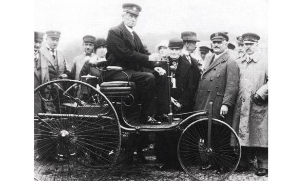 Daimler Benz 125 años
