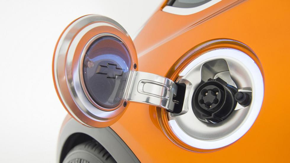 Chevrolet Bolt EV autonomía