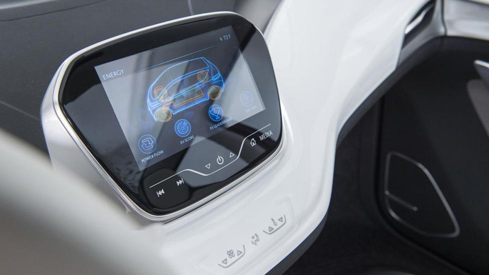 Chevrolet Bolt EV pantalla