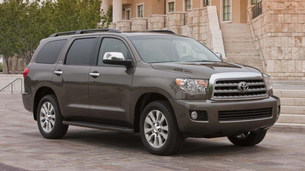 peores-coches-medio-ambiente-Toyota-Sequoia