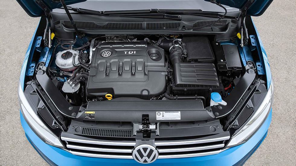 Volkswagen Touran 2015 motores