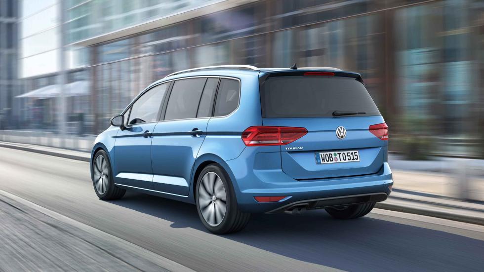 Volkswagen Touran 2015 zaga