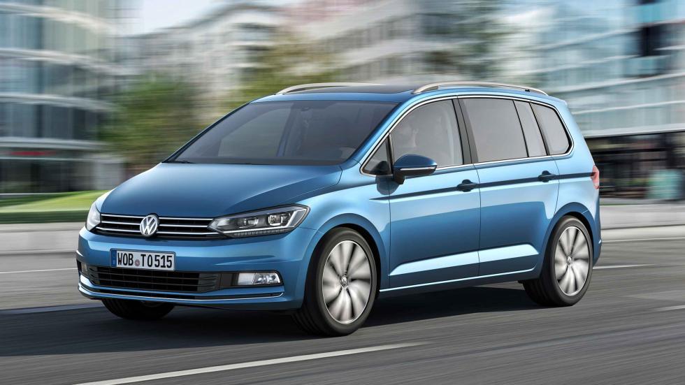 Volkswagen Touran 2015 delantera