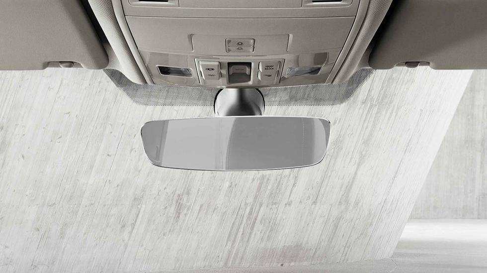 Volkswagen Touran 2015 espejo retrovisor interior