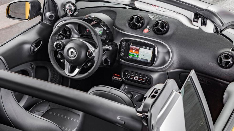 prueba smart fortwo y forfour 2015 movilidad en evoluci n. Black Bedroom Furniture Sets. Home Design Ideas