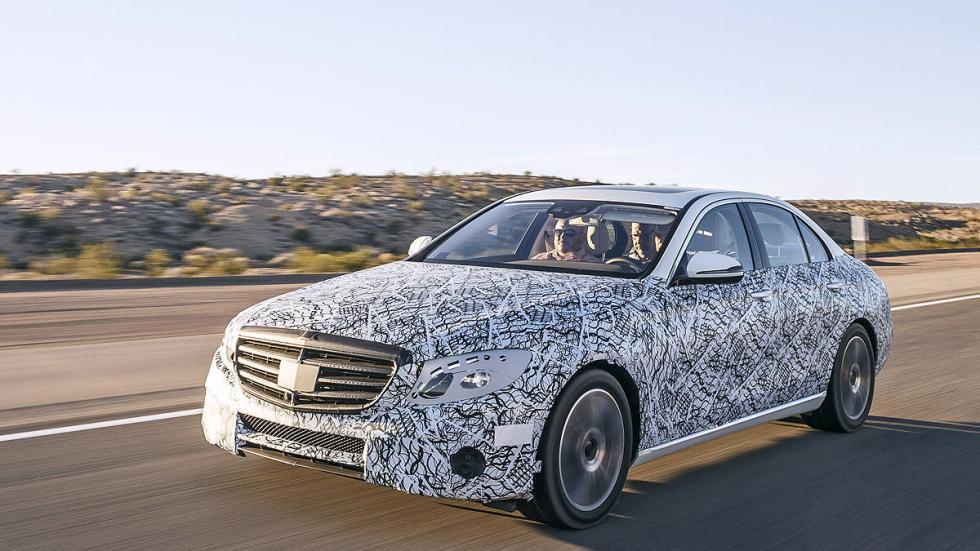Mercedes Clase E 2016 morro