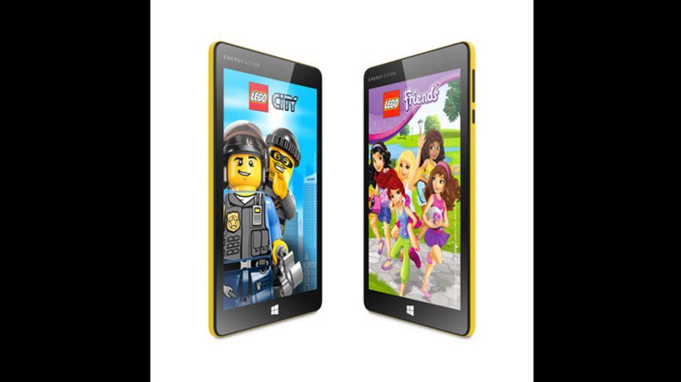 tablet de lego