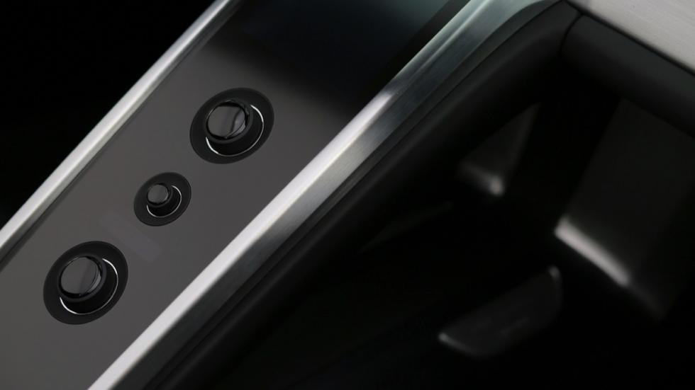 Porsche 918 Spyder botones