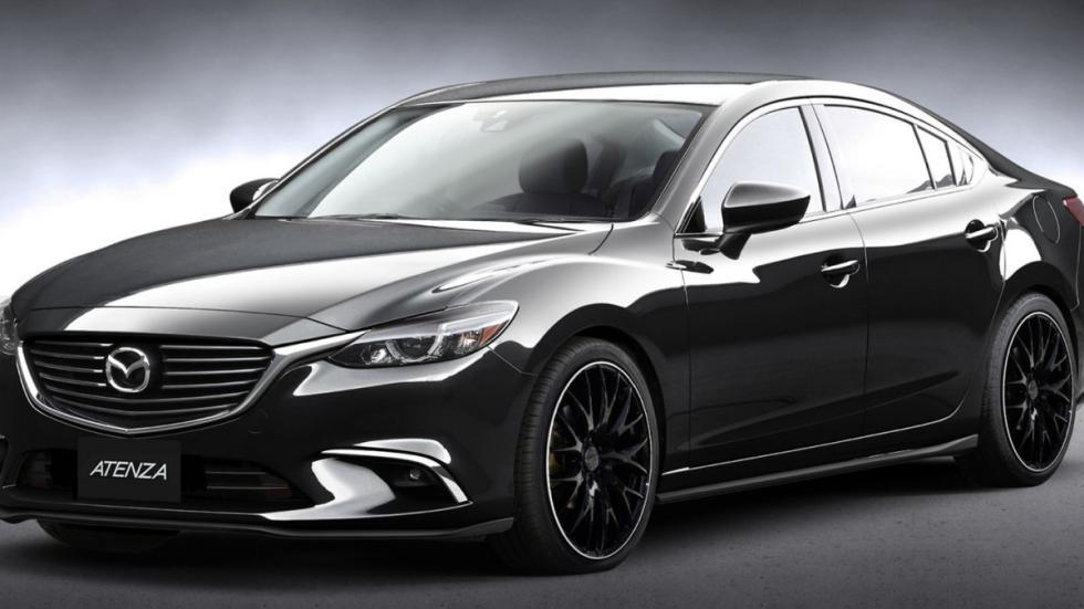Mazda salon