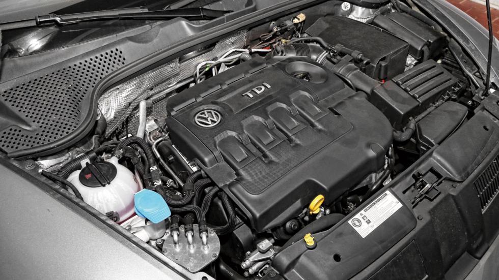 VW-Beetle-motor