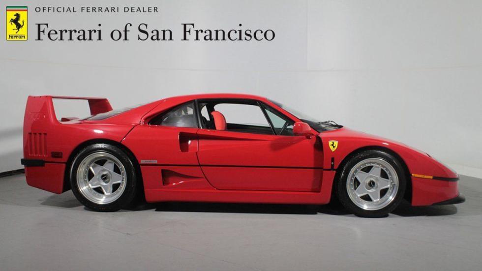 Ferrari F40 ebay lateral