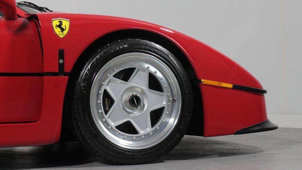 Ferrari F40 ebay llanta