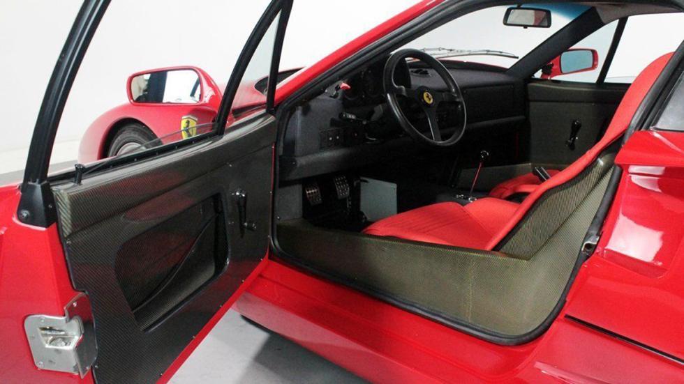 Ferrari F40 ebay interior