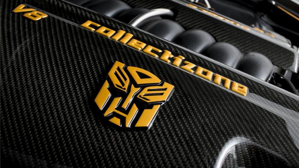Subasta Chevrolet Camaro SS 'Bumblebee'