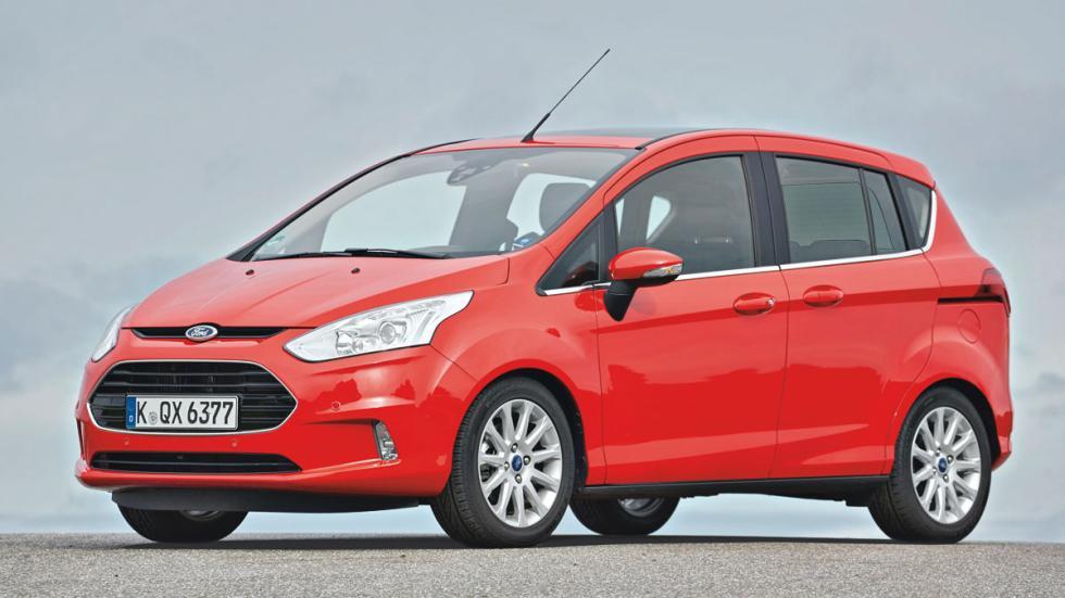 Ford-B-Max-tres-cuartos-delantera