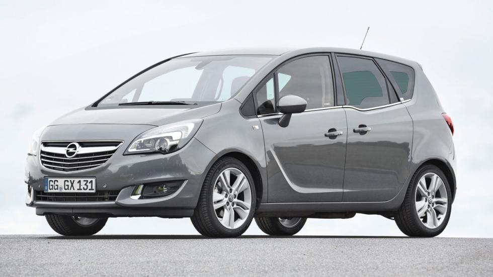 Opel-Meriva-tres-cuartos-delantera