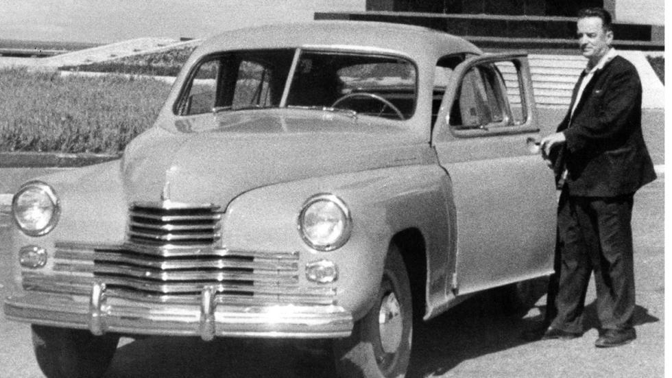 GAZ M-20 Victoria