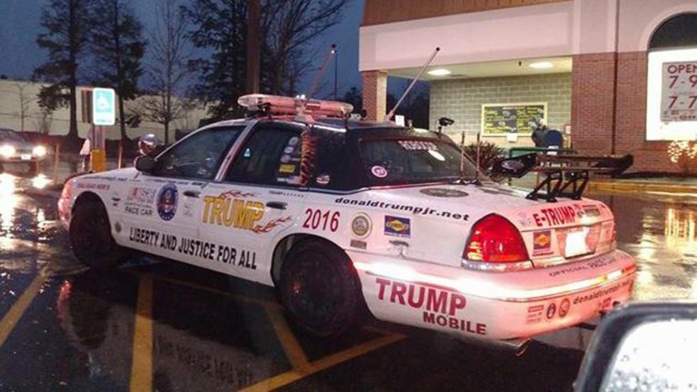 Atrocidades coches policia