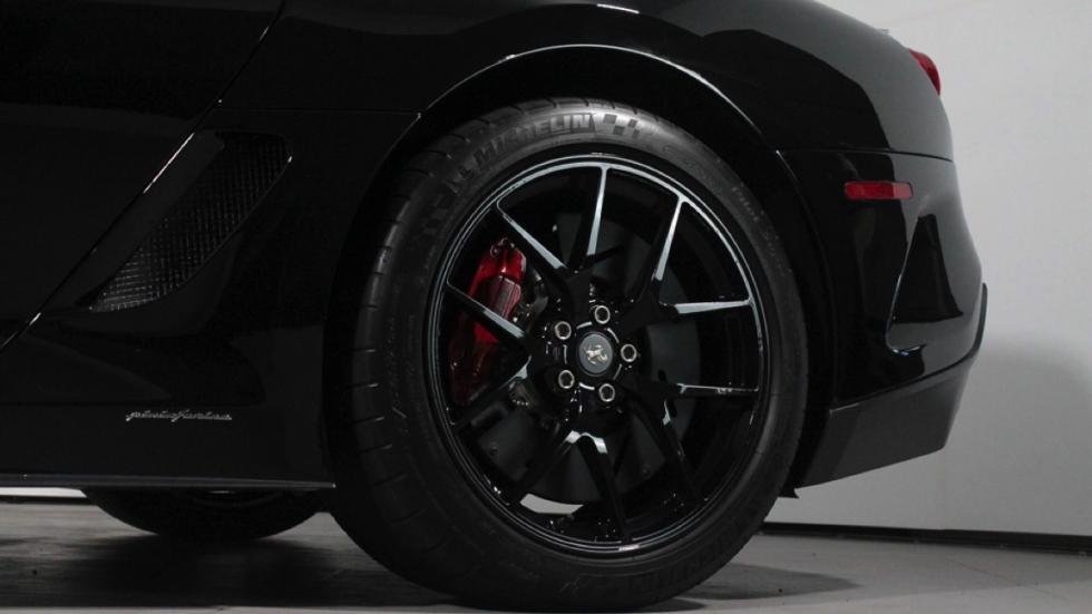 Ferrari 599 GTO XX ruedas