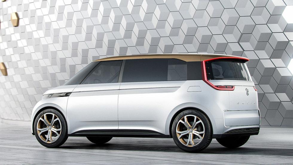Volkswagen Budd-e lateral