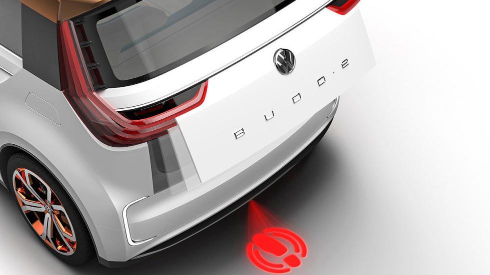 Volkswagen Budd-e ruedas zaga