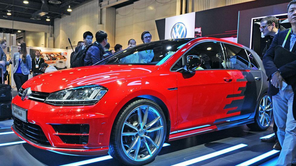 Volkswagen Golf exterior
