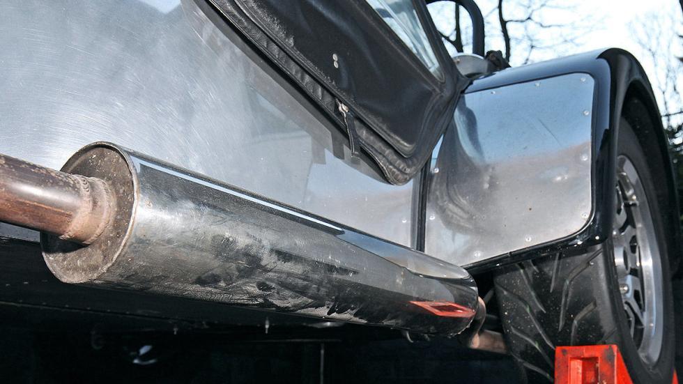 Prueba radical: Caterham Super Seven escape