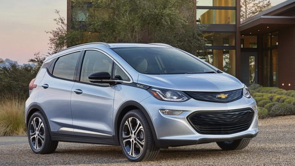 Chevrolet Bolt 2016 frontal