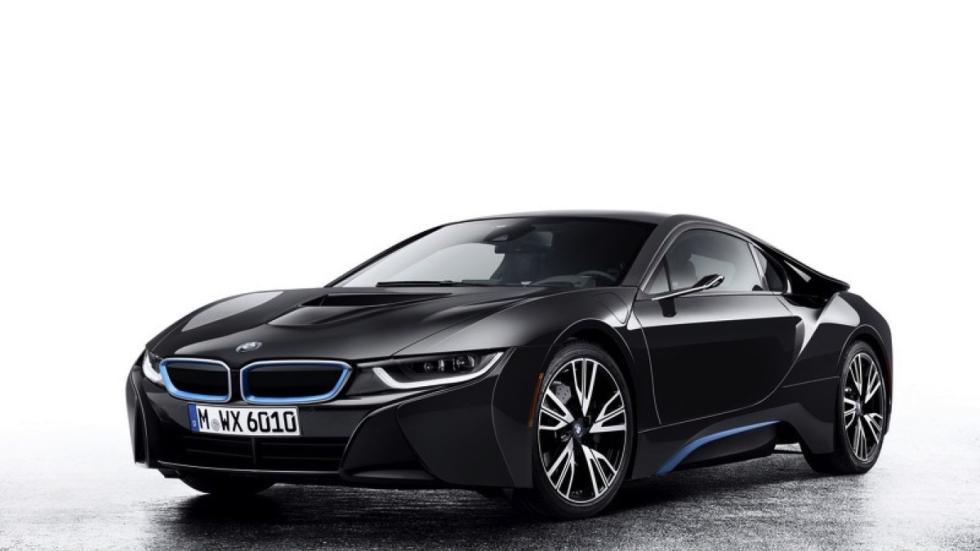 BMW i8 Mirrorless concept  tres cuartos