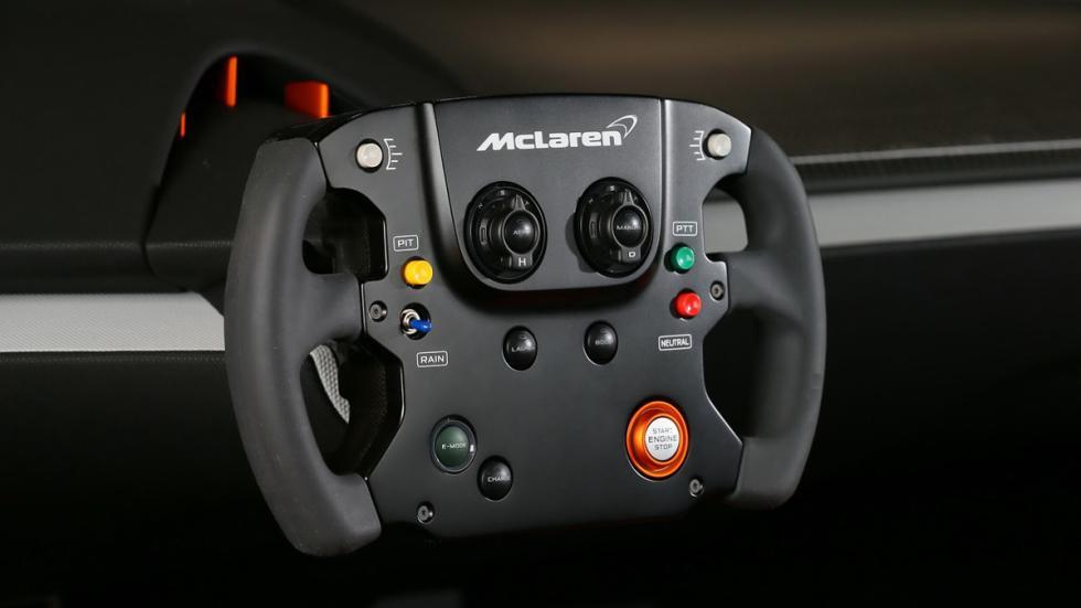 McLaren 675LT jvcKenwood Concept volante
