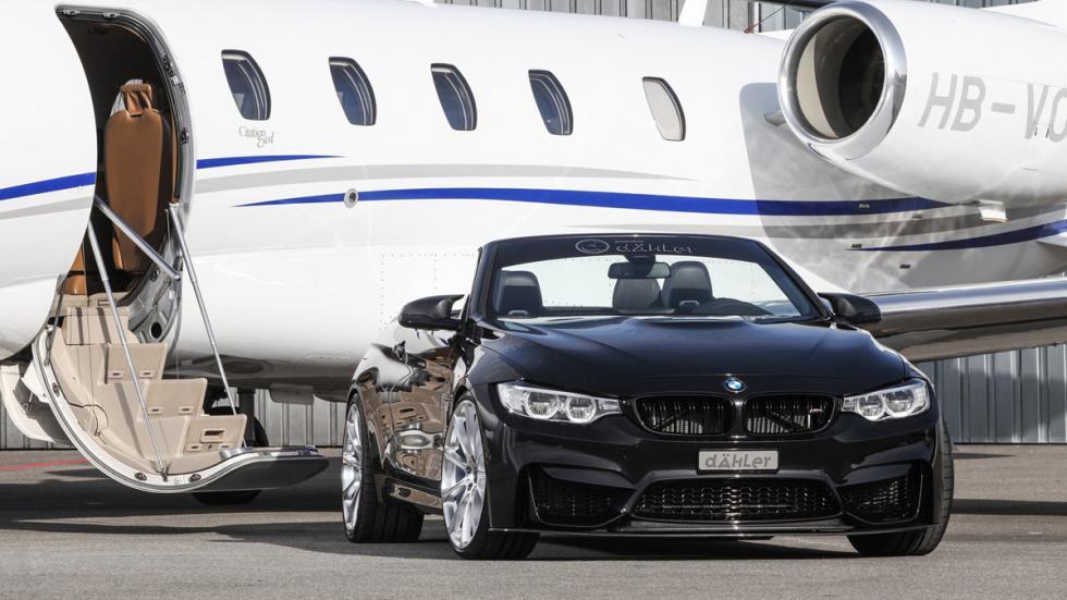 BMW M4 Dähler